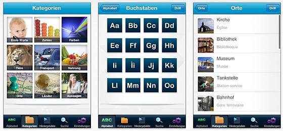 Fünf Einsteigersprachkurse für iPhone und iPod Touch gerade kostenlos