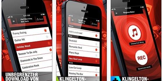 Deinem iPhone neue Töne beibringen? – Die top bewertete App dafür ist gerade kostenlos