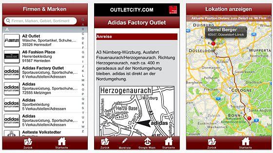 Schnäppchenführer App Screenshots