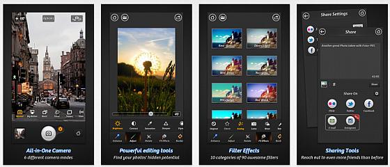Gute Foto-App für iPhone und iPod Touch dauerhaft kostenlos