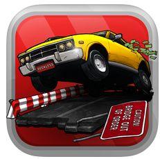 Bankräuber-Flucht-Spiel Reckless Getaway ist heute kostenlos für iPhone, iPod Touch und iPad