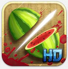 Fruit Ninja als App der Woche bis Donnerstag kostenlos für iPhone und iPad