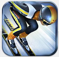 Gutes Skispringer-Spiel bis morgen früh kostenlos für neuere iPhone, iPod Touch und iPad