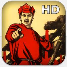Sowjetische Propaganda-Poster für dein iPad, iPhone oder iPod Touch heute gratis