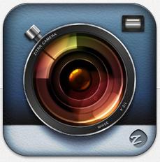 Foto-App Zitrr Camera ist heute nochmal kostenlos im Download für iPhone und iPod Touch