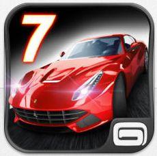 Asphalt 7: Heat wieder aktualisiert und heute kostenlos für iPhone und iPad