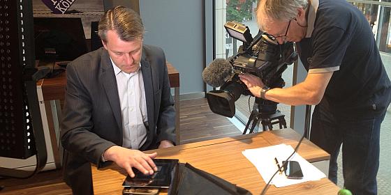 Heute Abend im WDR-Fernsehen: Haushaltsbuch-Apps im Test