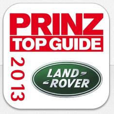 Neun Prinz Top-Guides für deutsche Städte dank App-Sponsoring kostenlos