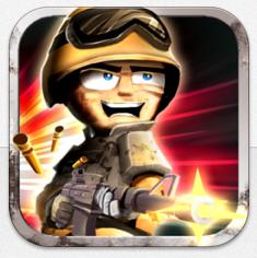 Chillingo's Tiny Troopers heute kostenlos für iPhone und iPad