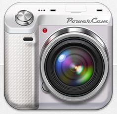 Gute Realtime Filter beim Fotografieren und Filmen mit der heute kostenlosen App PowerCam