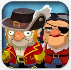 Enterhaken raus: Piratenspiel Scurvy Scallywags gerade kostenlos für iPhone und iPad