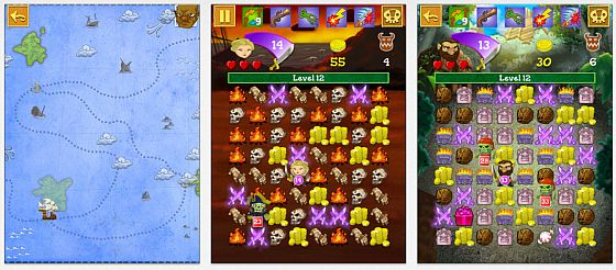 Scurvy Scallywags Screenshots