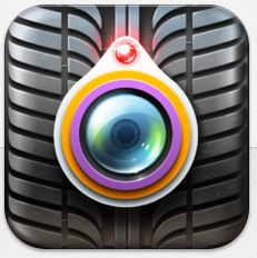 Video Unfalldatenspeicher gerade kostenlos für iPhone und iPad