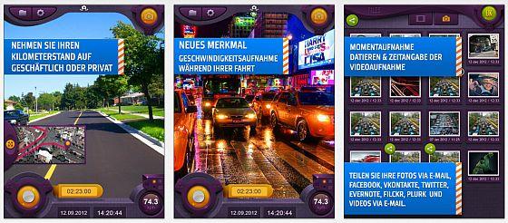 Video Unfalldatenspeicher