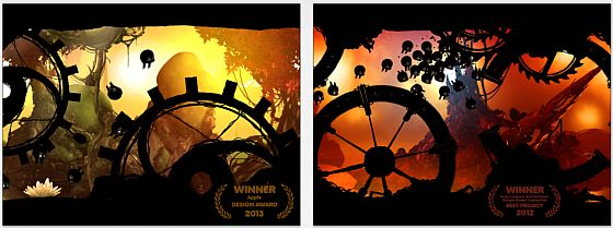 Badland Screenshots