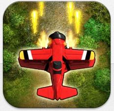 Arcade-Spaß für iPhone und iPad heute kostenlos: Roswell Fighter Reloaded