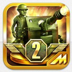 Toy Defense 2 kurzzeitig kostenlos – Zweiter Weltkrieg als Tower Defense Spiel auf iPhone und iPad