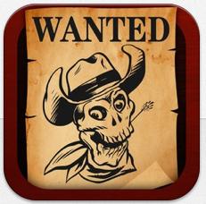 Wanted Poster  und Steckbriefe einfach selbst machen – die App dafür gibt's gerade gratis