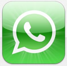 Whats App Messenger mit Update und kurze Zeit kostenlos