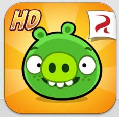 Bad Piggies von Rovio für iPhone und iPad  als App der Woche bis Donnerstag kostenlos