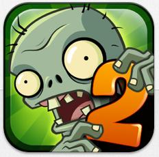 Plants vs. Zombies 2 erschienen und gleich auf Platz 1 der App Store Charts – jetzt kostenlos laden