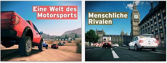 2K DRIVE will die ganze Welt des Motorsports bieten - deshalb gibt es hier nicht nur Traumwagen, sondern auch ganz normale Autos und sogar Geländewagen