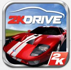 2K Drive gerade kostenlos – Premium Rennspiel für iPhone und iPad ohne Wartezeiten