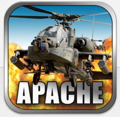 Ordentliche Kampfhubschraubersimulation kurzzeitig für iPhone und iPad kostenlos