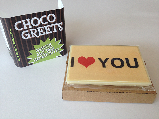 chocogreets Schokolade