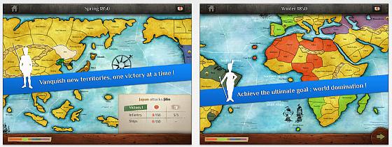 Das Spiel Empires II kommt dem Original Risiko recht nahe, ergänzt das strategische Spiel aber mit Booten und Spionage.