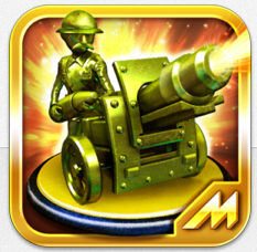 Toy Defense HD Icon