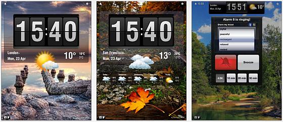 Uhr+ Screenshots