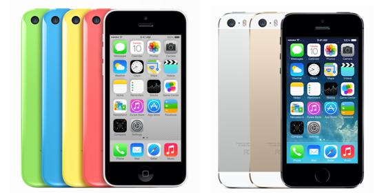 iPhone 5 wird von iPhone 5C und iPhone 5S abgelöst und iOS7 kommt nächste Woche Mittwoch
