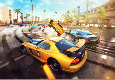 Heute kostenlos: Das Arcade-Rennspiel Asphalt 8 von Gameloft für iPhone und iPad