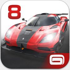 Dieses Wochenende kostenlos: das neue Asphalt 8 Rennspiel von Gameloft für iPhone und iPad