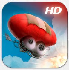 Ausgereiftes Ballonspiel heute für iPhone, iPod Touch und iPad kostenlos