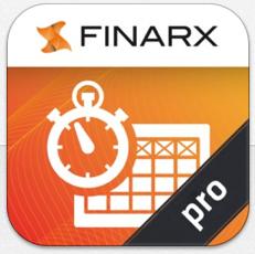 Finarx_Timesheet_Pro_Icon