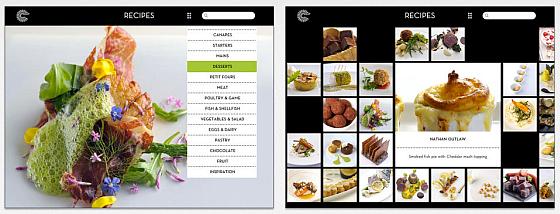 Great British Chefs - Recipes HD Screens