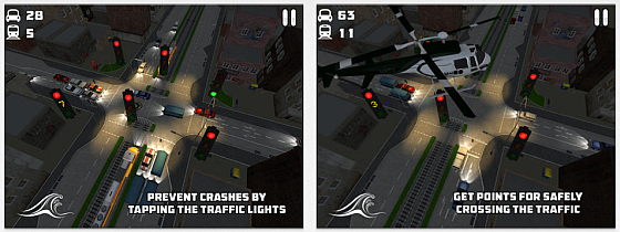 TrafficVille 3D Screenshots