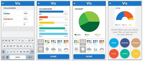 Viz Screenshots