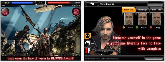 Bloodmasque Screenshots