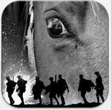 War Horse (Gefährten)  kostenlos für das iPad als interaktives Buch runterladen