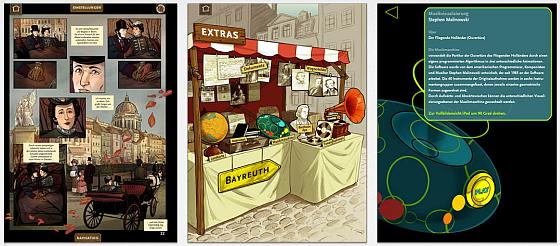 Wagnerwahn App Screenshots