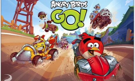Angry Birds Go! erschienen – niedlich gemacht aber auch leider voll im Trend mit den In-App-Käufen