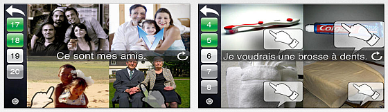 Französisch-Kurs für das iPhone