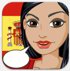 Spanish Speak and Learn Pro Icon