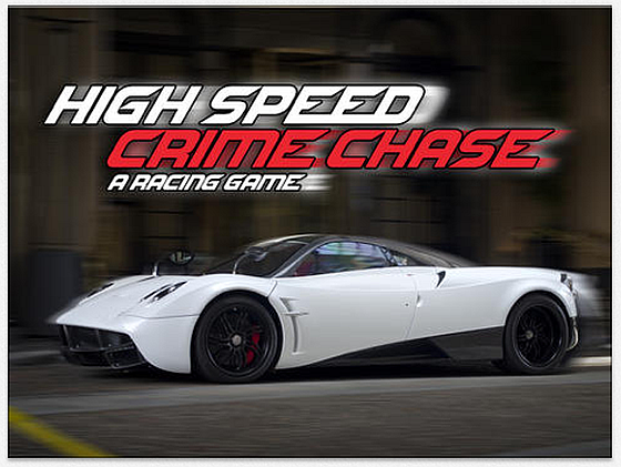 High Speed Crime Chase Werbebild