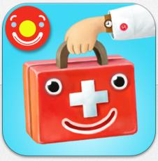 Mit dieser gerade kostenlosen App für iPhone und iPad verliert Dein Kind die Angst vorm Arzt
