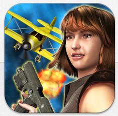 B-Squadron Arcade-Ballerspiel auf dem Mond heute als Vollversion kostenlos