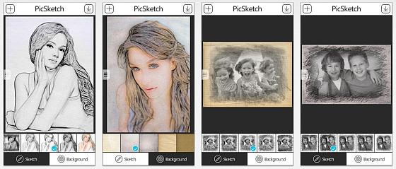 PicSketch Screenshots